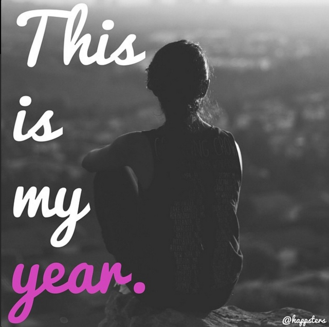 This is my year