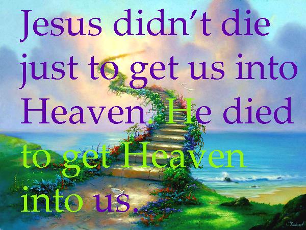 heaven in us