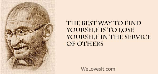 Image result for living for others